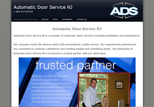 New Jersey Automatic Door Service